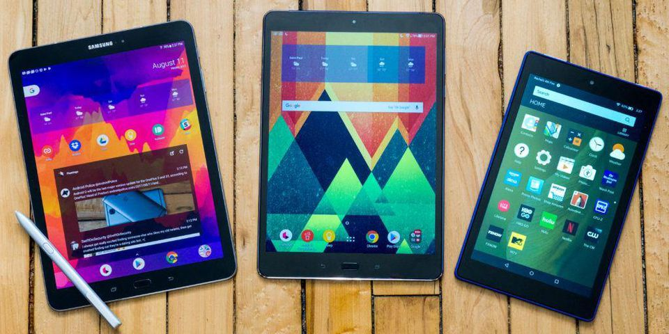 Want to buy a new tablet? Here is our pick of the best Android tablets 1