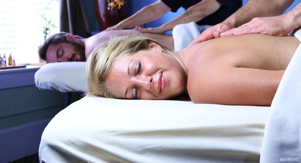 Eureka Springs Duet massage