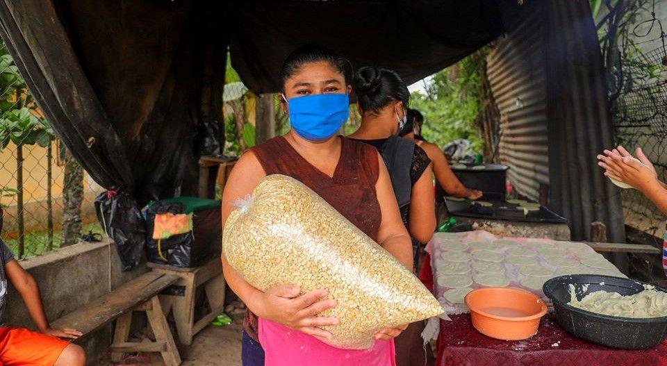 Maíz para tortilleras en Puerto Barrios