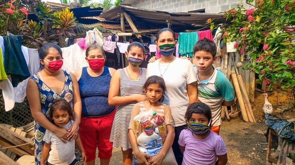 Familia de Puerto Barrios