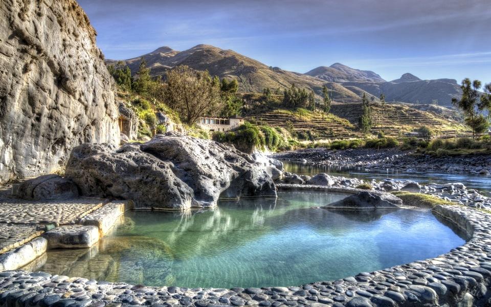 Colca Lodge Spa & Hot Springs - Arequipa- Cinco destinos increíbles para luna de miel en el sur del Perú