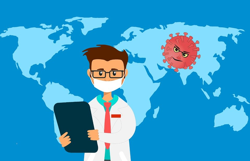 Corona Virus bedroht die Welt