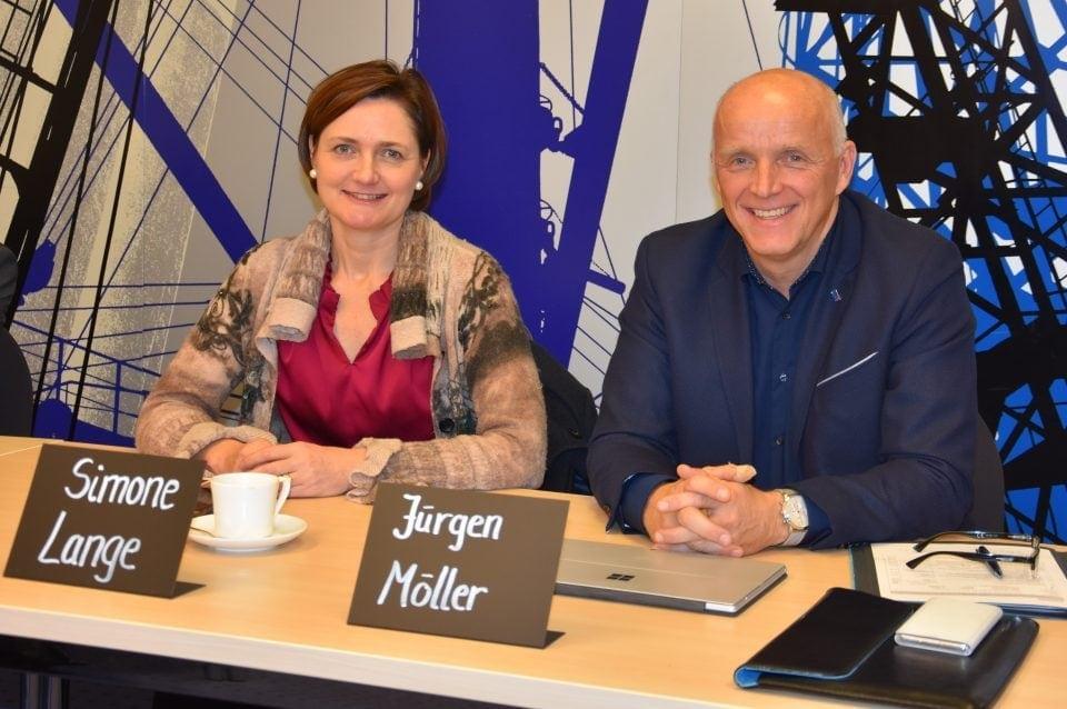 Neuer Vorstandsvorsitz beim Klimapakt Flensburg e.V.