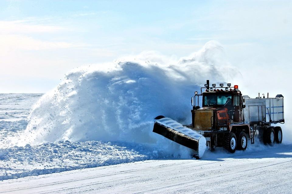 snow plow blade