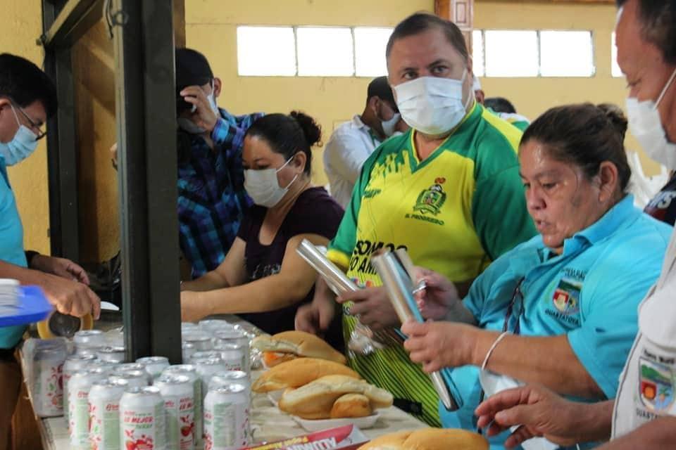pueblos del Motagua coronavirus