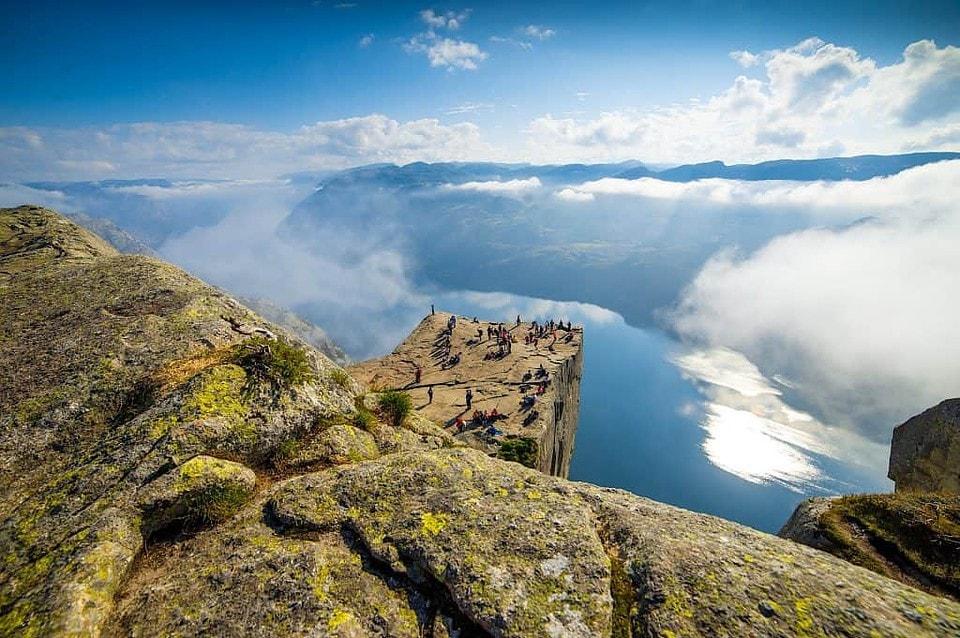 Preikestolen - Lysefjord - Norwegen