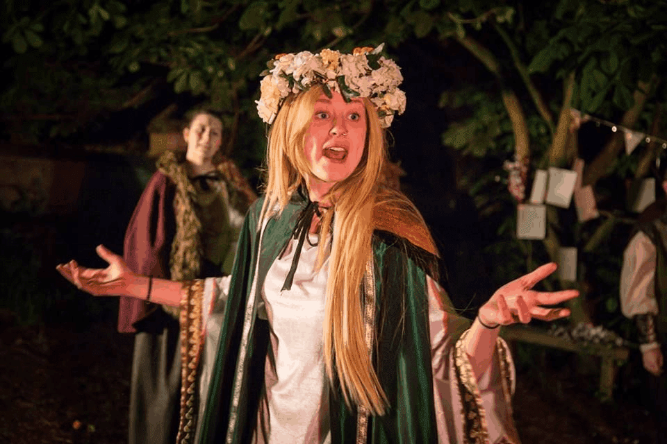 Shakespeare takes over parks across the Liverpool City Region this summer