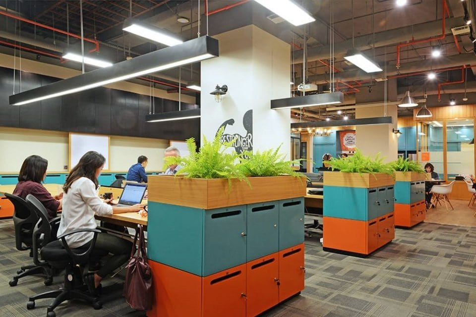 Working in Co-Working Space, What It's Like?