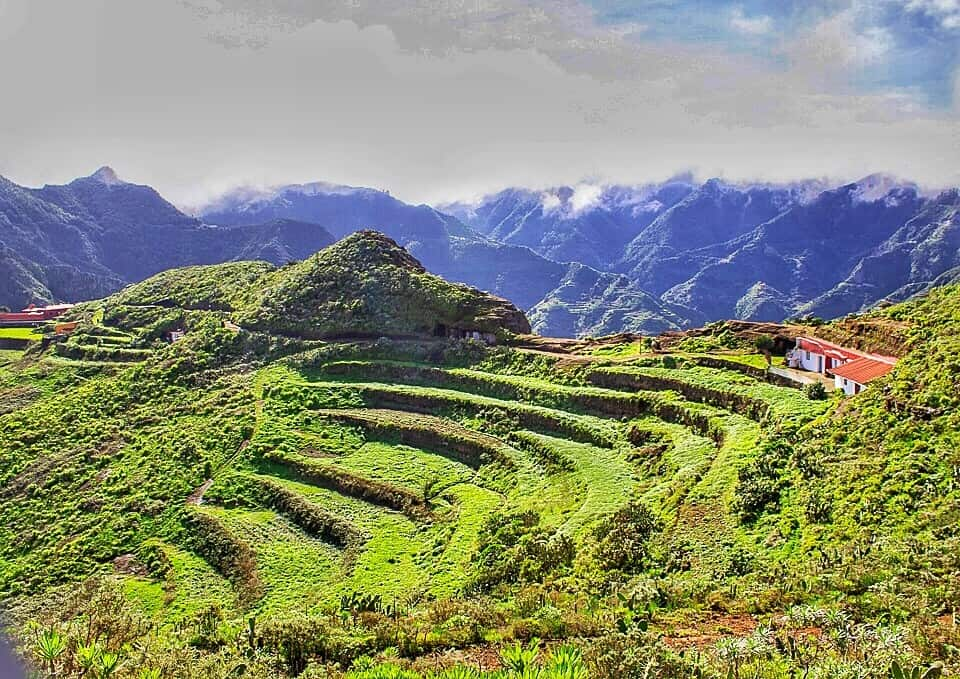 Terraces at Anaga Rural Park Tenerife