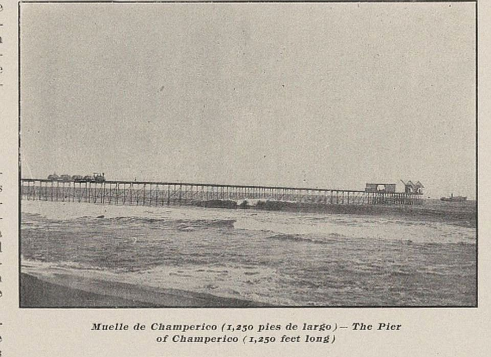 Muelle de Champerico