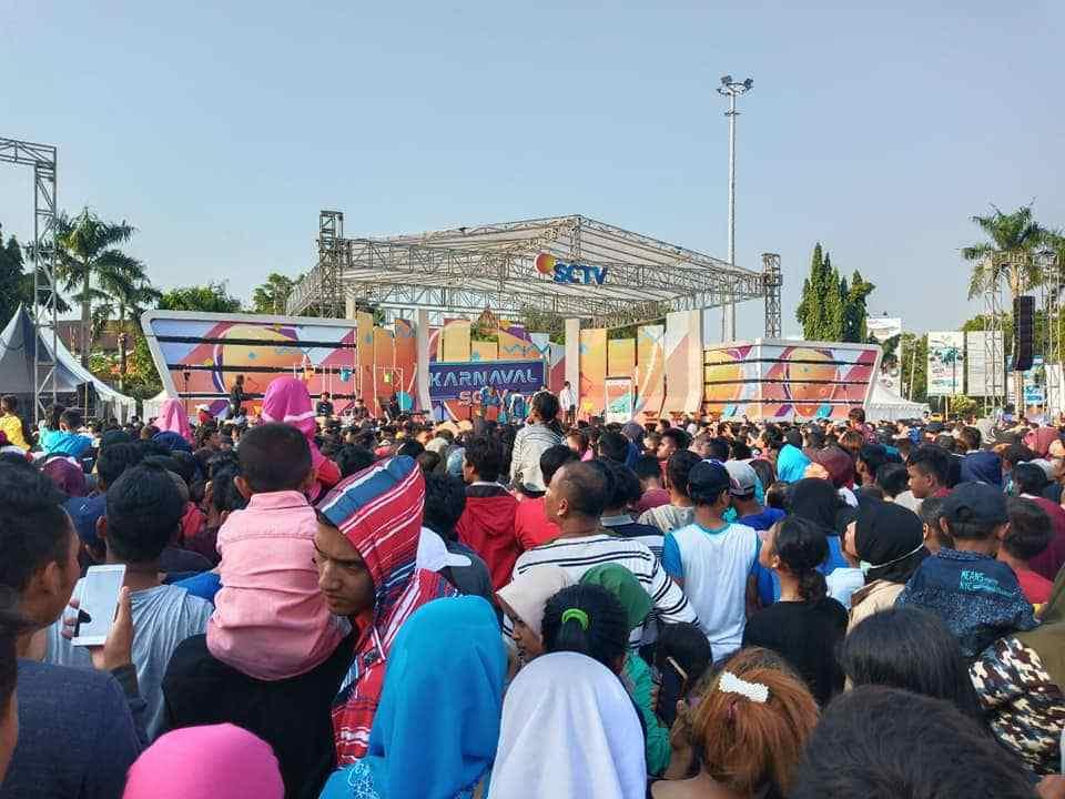 Kangen Karnaval SCTV di Jepara Setahun Lalu