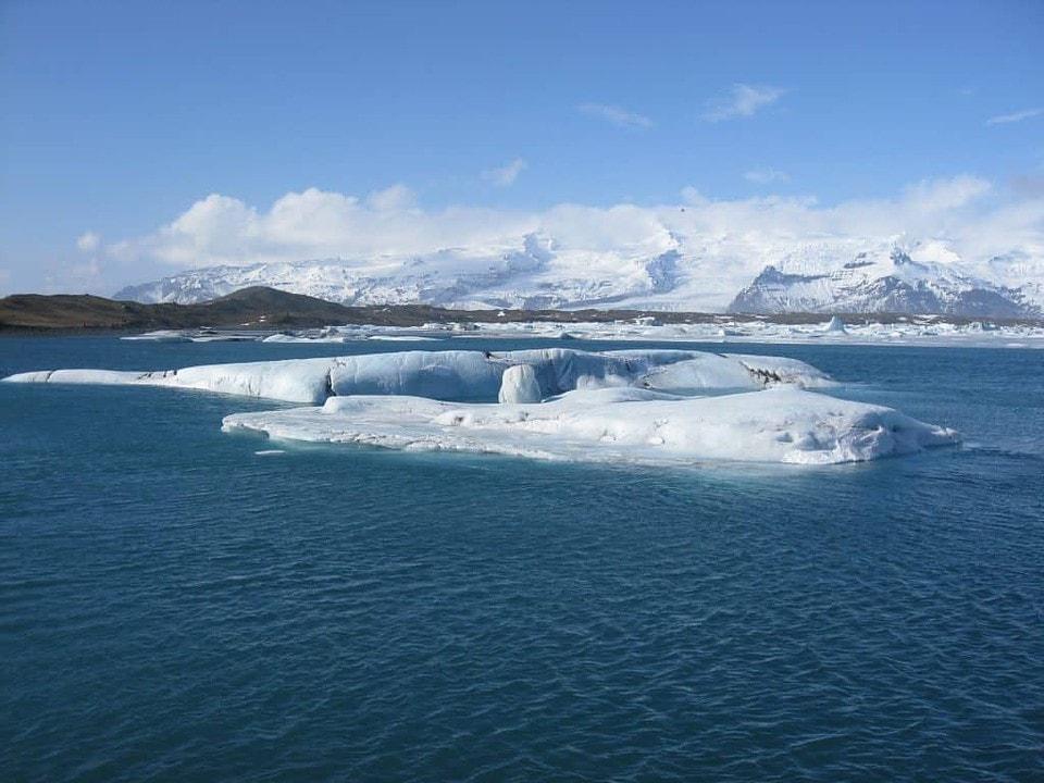 Ozeane der Welt - Arktischer Ozean (Nordpolarmeer), Antarktischer Ozean (Südpolarmeer)