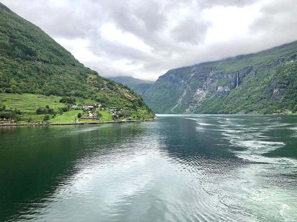 Geiranger Fjord - Norwegens schönste Fjorde
