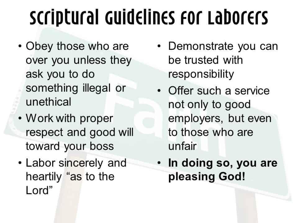 Laborer