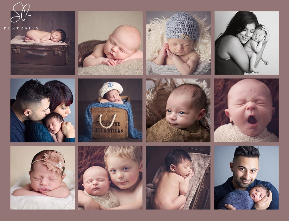 Newborn Photography Leicester SR Portraits