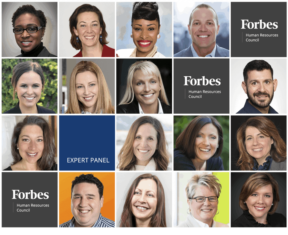 Forbes Council Experts 2020