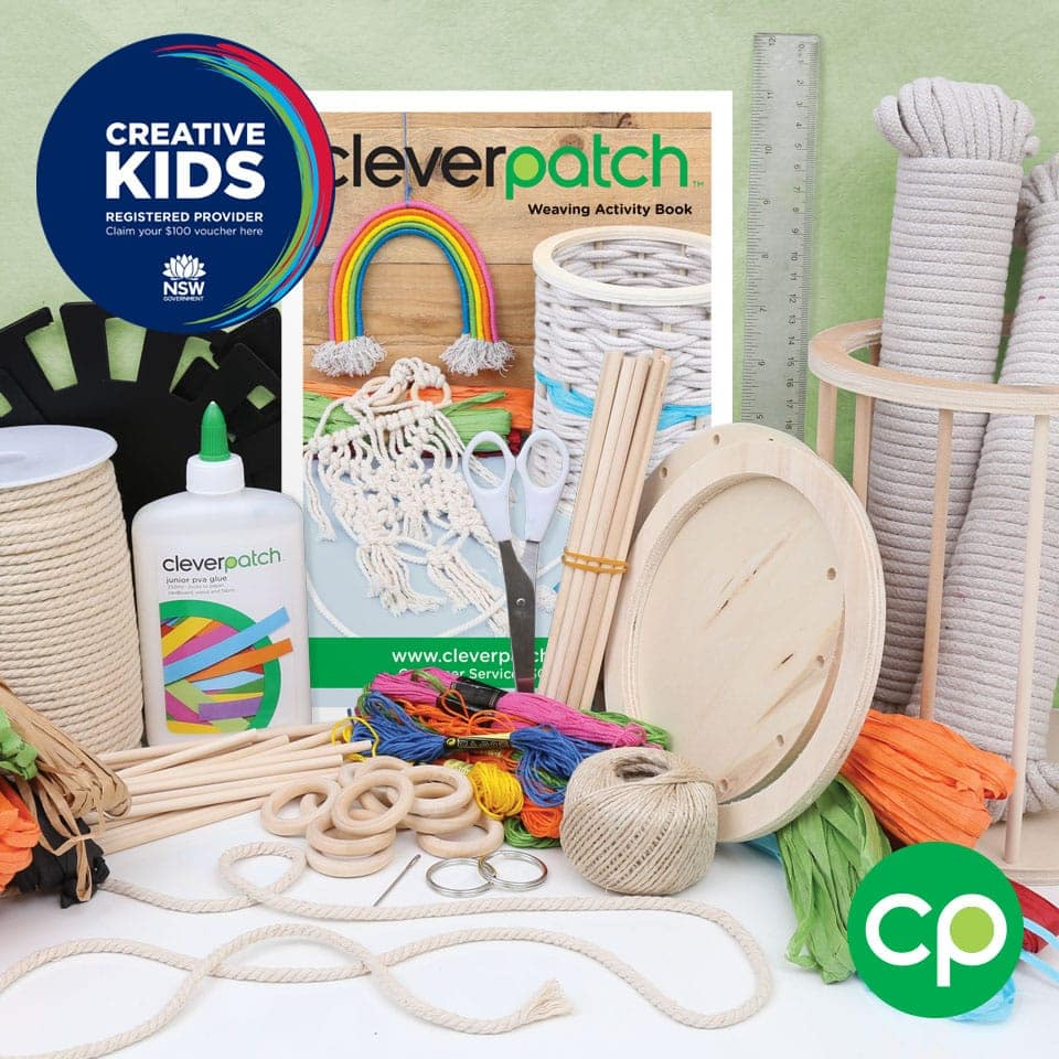 Clever Patch Creative Kids Voucher