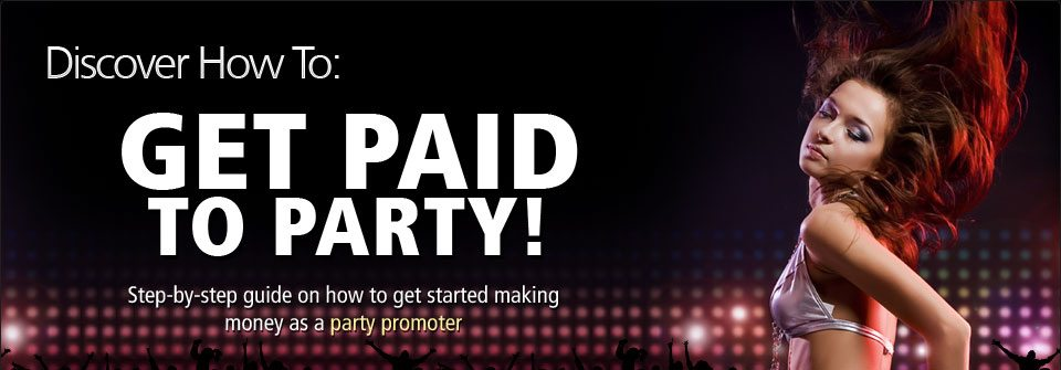 become a club promoter