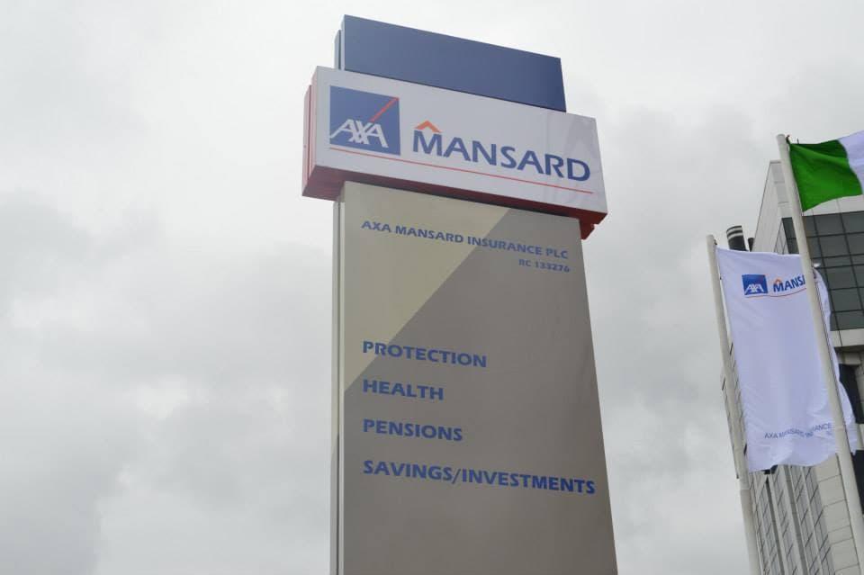 AXA Mansard Insurance