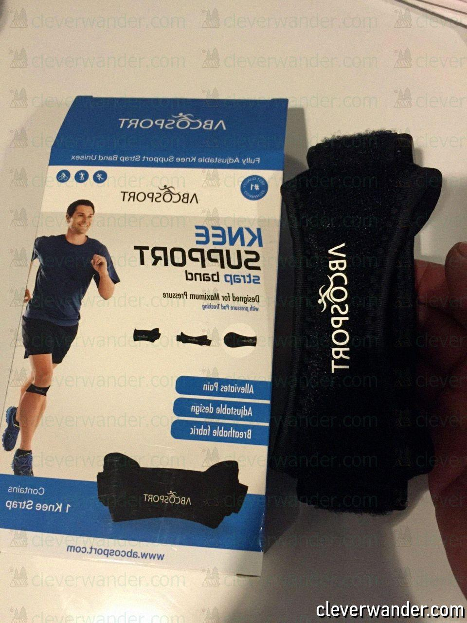Abco Tech Patella Knee Strap - image review 4
