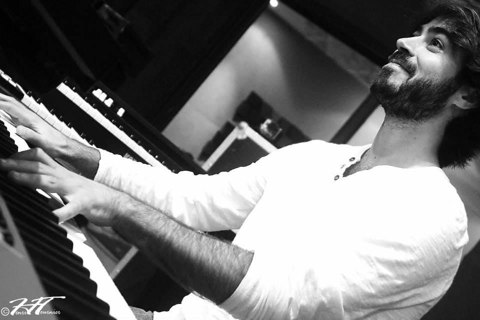 Greg Aguilar en studio avec Offground Tag