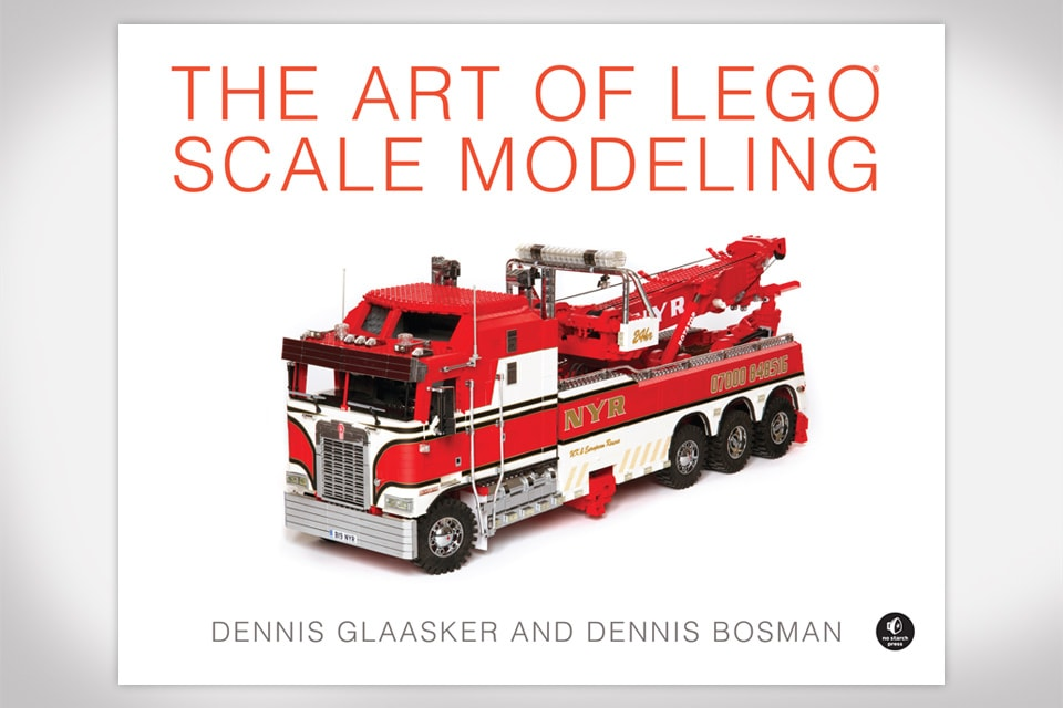 The Art of Lego Scale Modeling Book