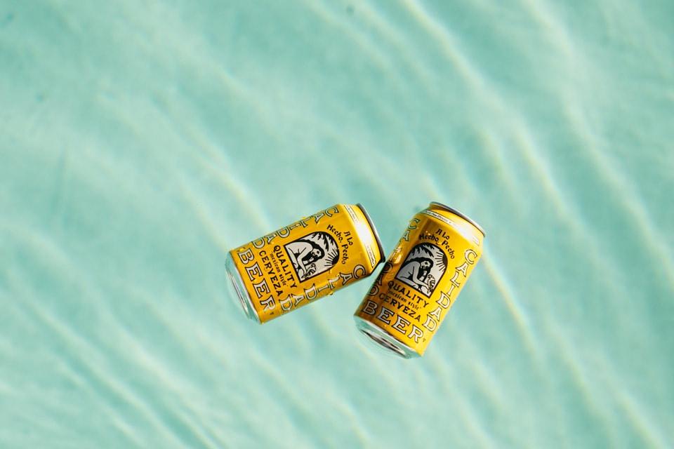 Enjoy Calidad Beer poolside this summer