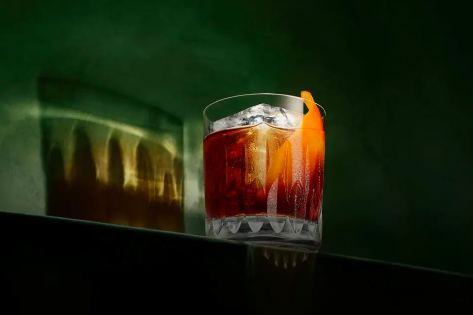 Jagermeister Old Fashioned -