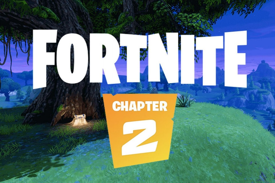 Fortnite Chapter 2 Leak