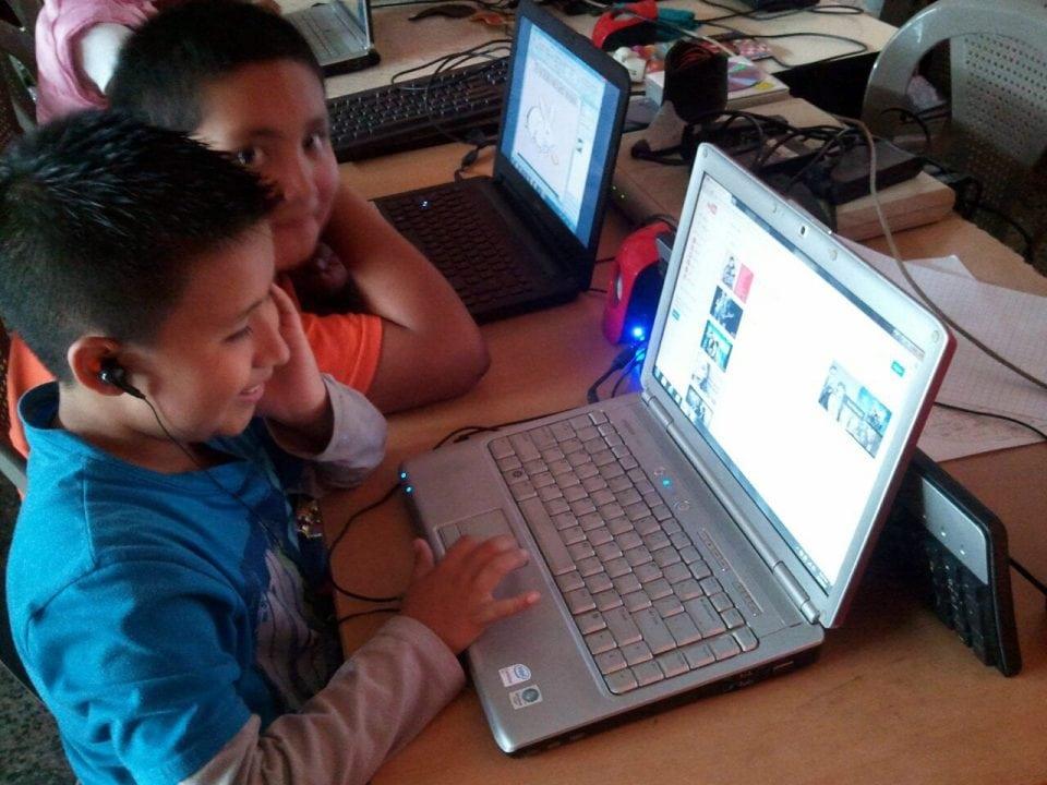 When kids love to learn great things happen!