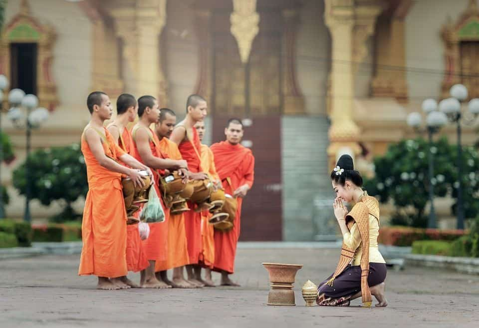 funeral chino budista oracion