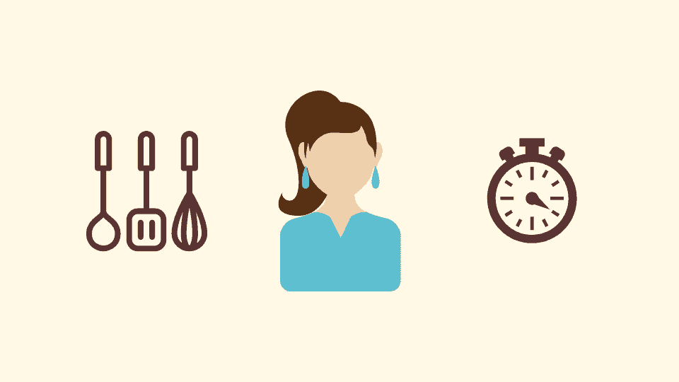 Step 1 to be more productive: cook quickly