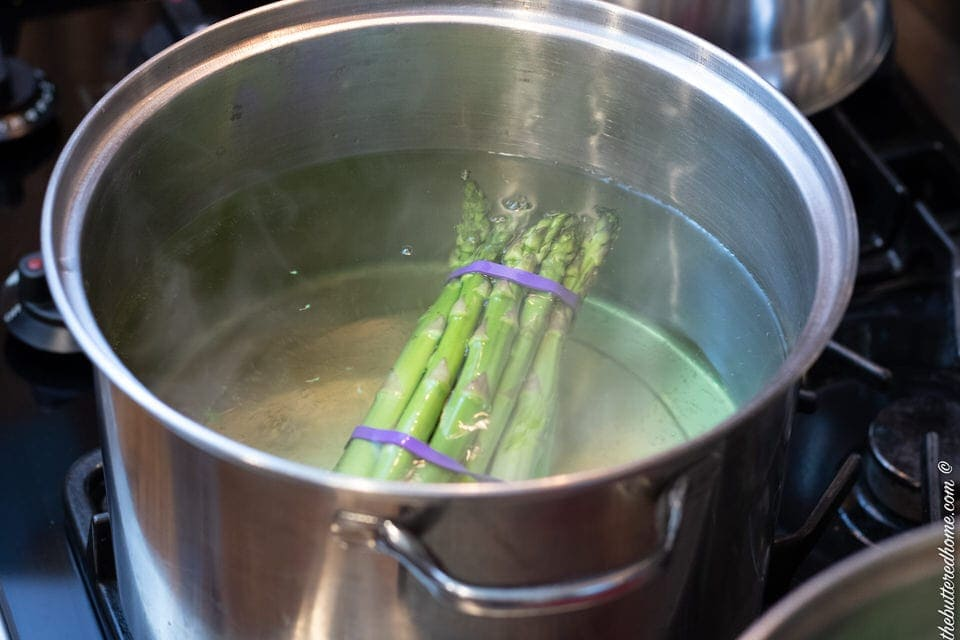 How to Blanch Vegetables to Freeze