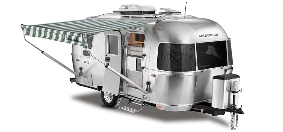 15 Fantastic Small Campers, Travel Trailers & RVs with Bathrooms & Showers 7