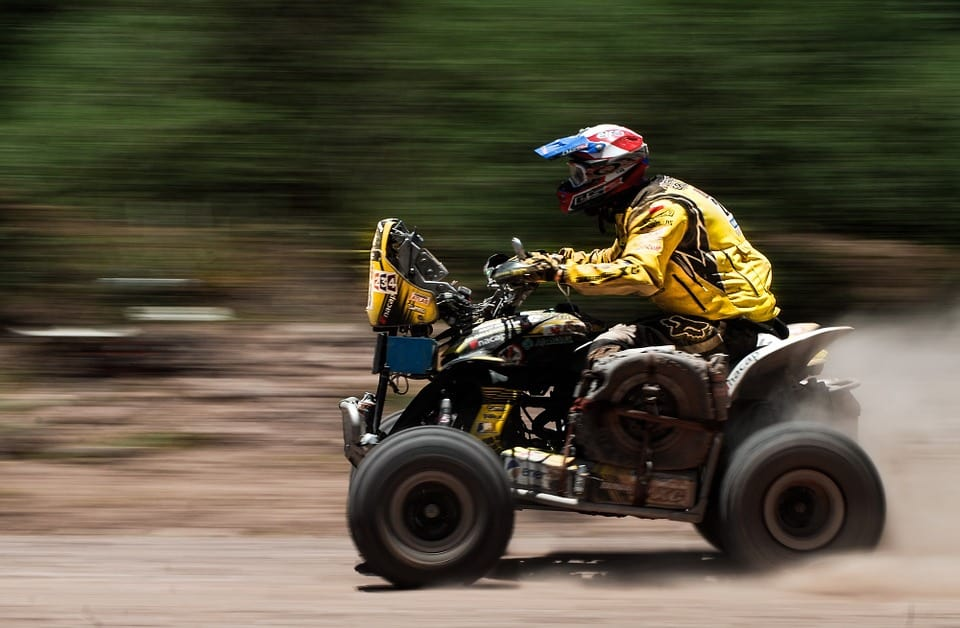 How Fast Does A 100cc ATV Go