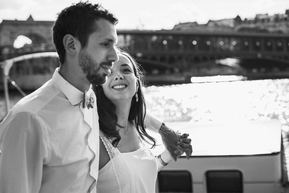 Engagement à Paris | Maxime Decarsin Photographe