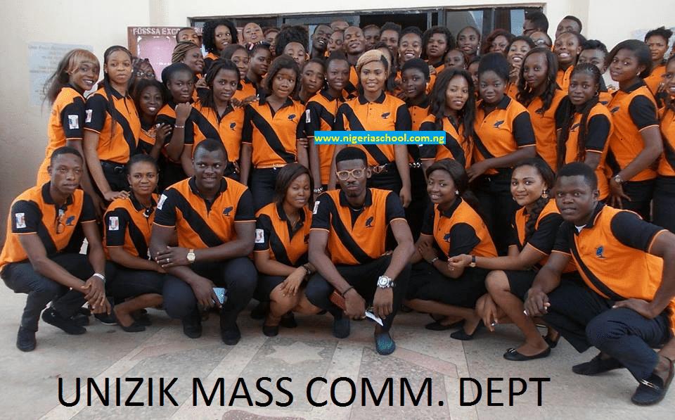 Unizik Mass Comm