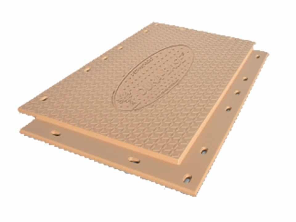 Yak Mat Dura-Base heavy duty composite mat