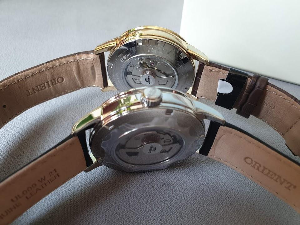 Orient Sun&Moon Automatic RA-AS0003S-4S