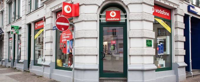 Repair Nerds Handyreparatur Vodafone Shop Döbeln