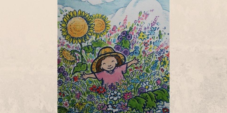Kevin Henkes In My Garden-2