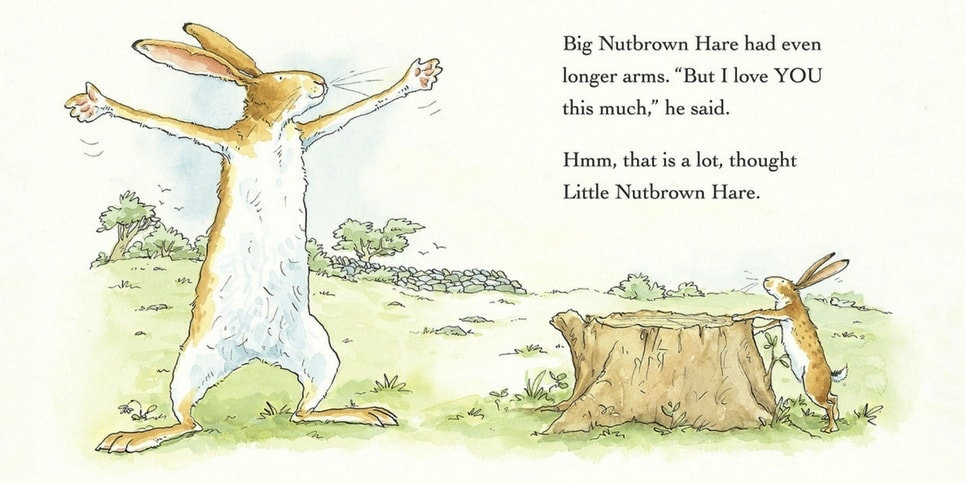 Big Nutbrown Hare