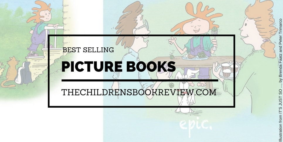 Best Selling Picture Books - September 2016
