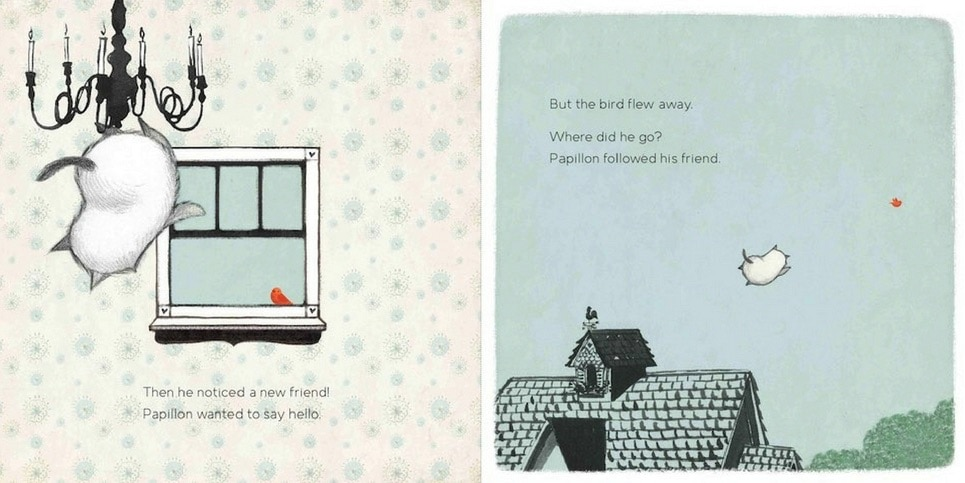 The Very Fluffy Kitty Papillon by A N Kang Book Spotlight