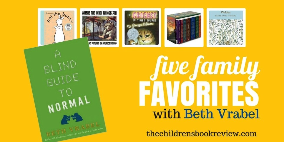 five-family-favorites-with-beth-vrabel-author-of-a-blind-guide-to-normal