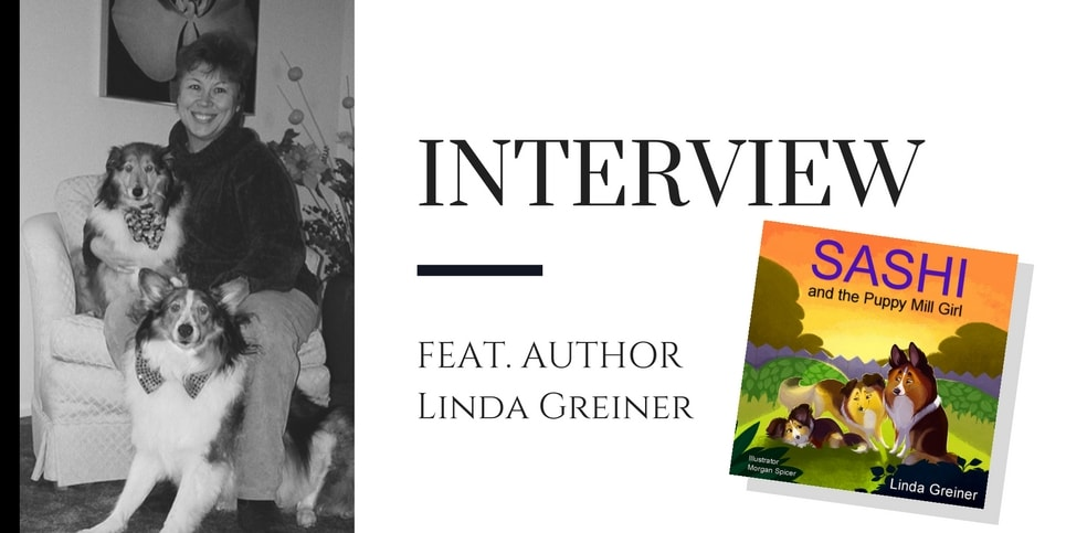 linda-greiner-discusses-sashi-and-the-puppy-mill-girl