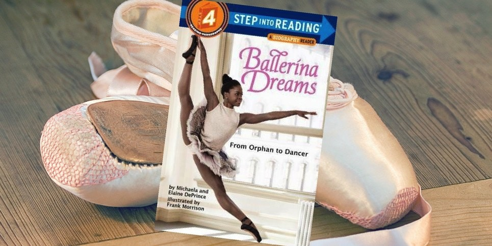 Ballerina Dreams- From Orphan to Dancer, by Michaela DePrince (1)