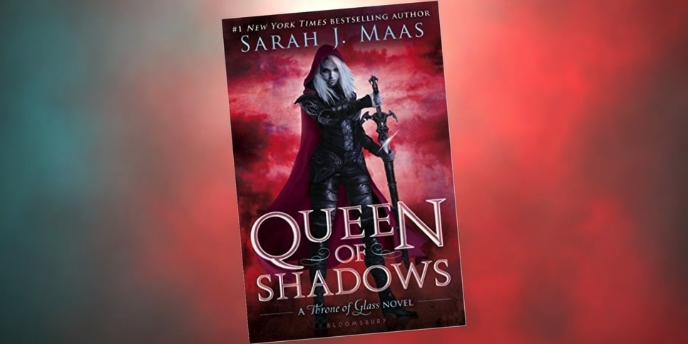 Queen of Shadows A Throne of Glass Novel Book 4 by Sarah J. Maas (1)