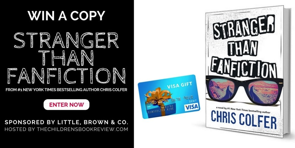 Win a Copy of Stranger Than Fanfiction and a Visa Gift Card