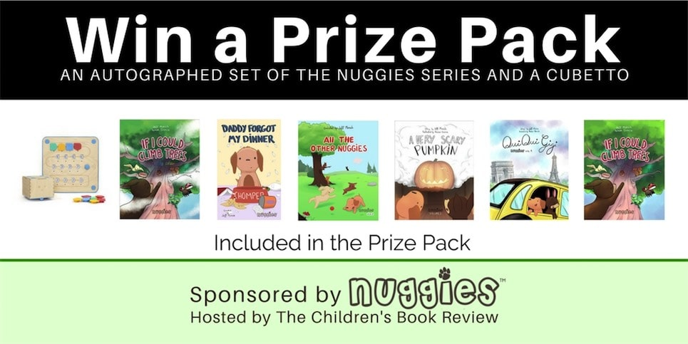 Win an Autographed Set of the Nuggies Series and a Cubetto